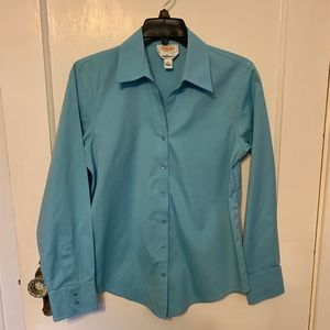 Talbots Wrinkle Resistant button down shirt 4